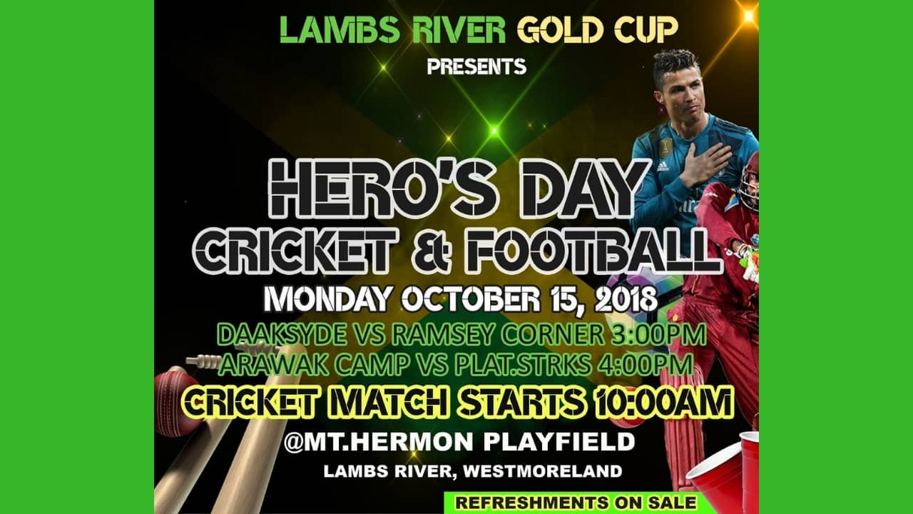 Lambs River Gold Cup