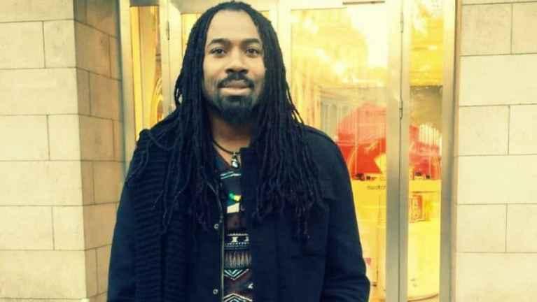 Singer Hezron Clarke