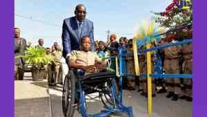 Dunrobin Primary Gets Wheelchair Ramp