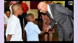 G-G Reiterates Call for More Mentors for Boys