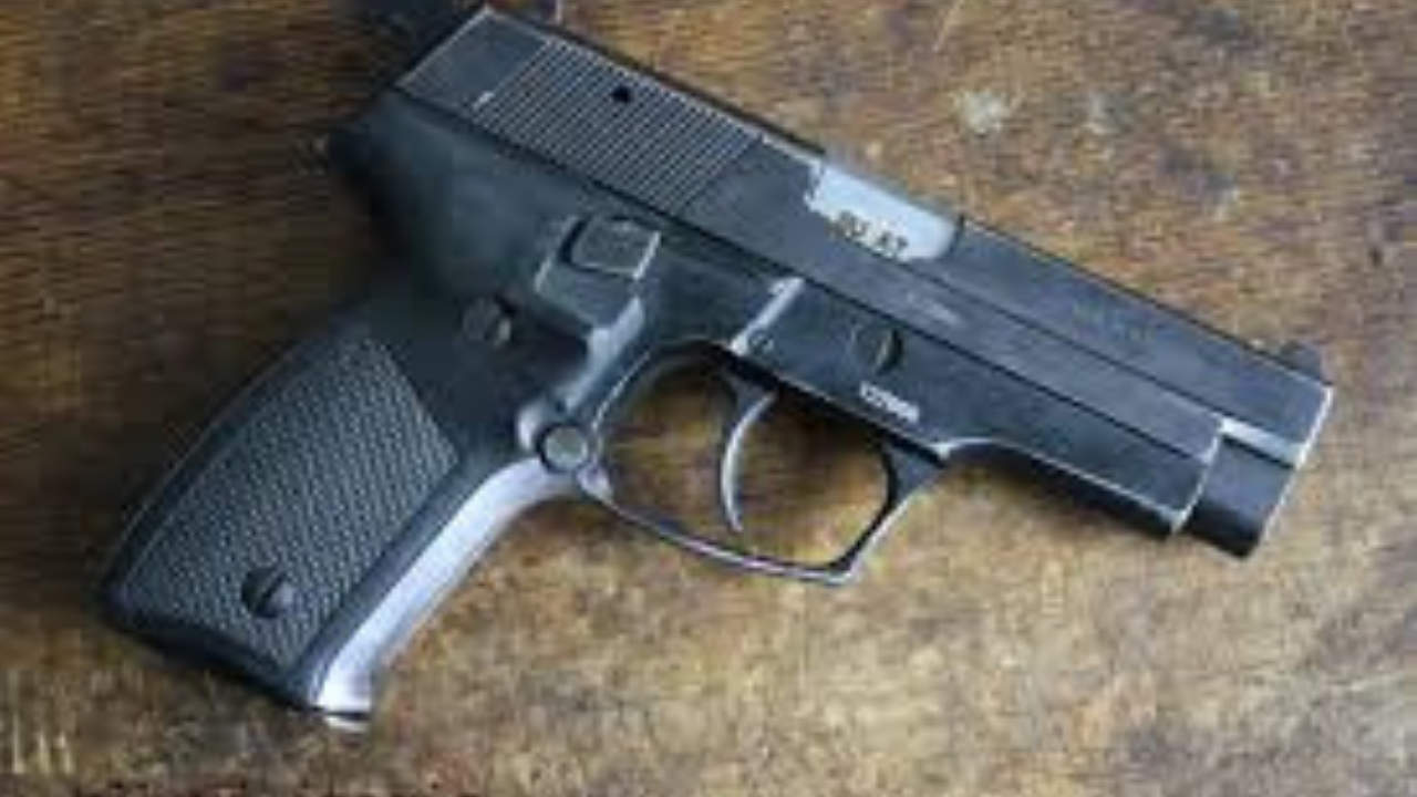Illegal Gun seized in St Andrew