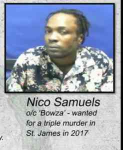 Bowza Shot and Killed in Shootout with Lawmen in Montego Bay