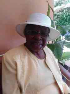 The Funeral Service for the Late Mildred Barrett