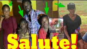 JAMAICAN ARTIST MAKES LIFE BETTER FOR FAMILY