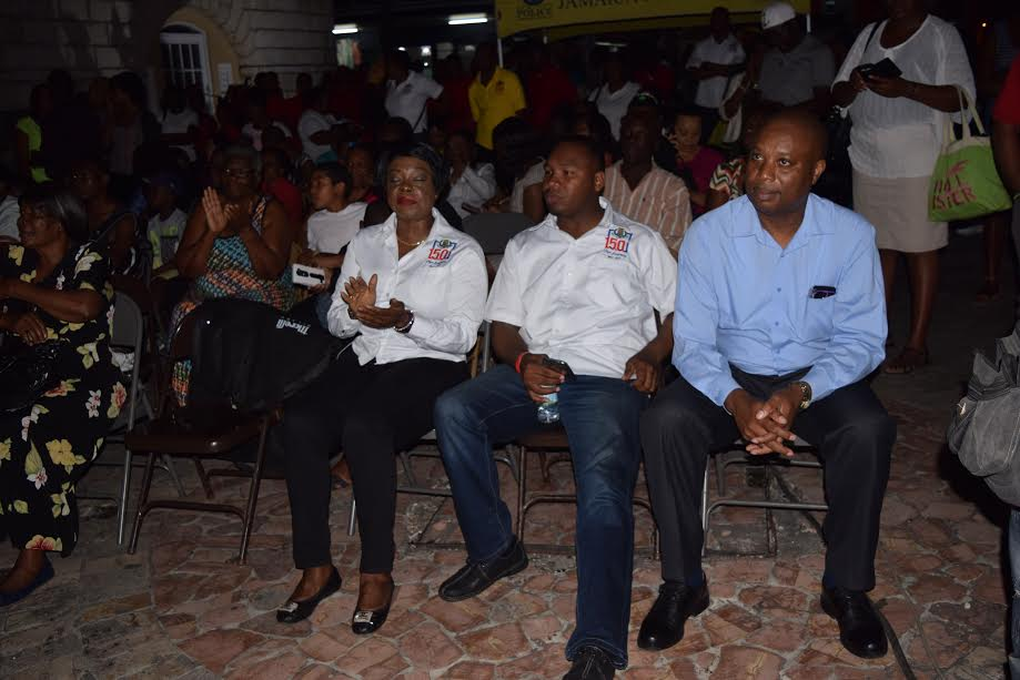 Jamaican Police Celebrates 150 Years Anniversary