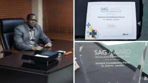 JCF Wins Technology Award