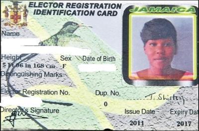 Jamaica National Identification