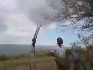 Video: Jamaican Police Hurls Expletives at a Farmer