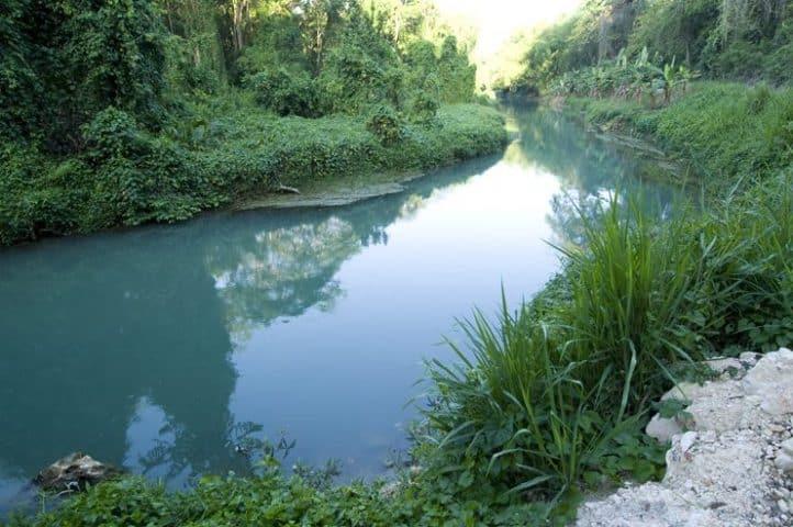 Jamaican River