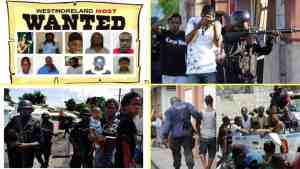 Jamaica Wanted Men Held In Operation By Security Forces In Grange Hill Westmoreland