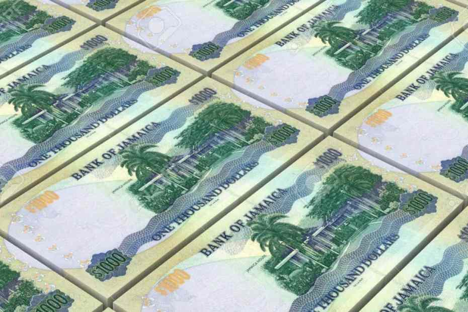 Jamaican Dollar Trading at $152.44 on Thursday