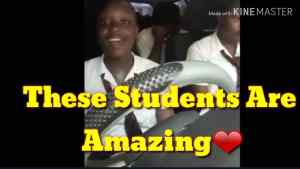Jamaican Students Killing it Vocally! (MUST WATCH)