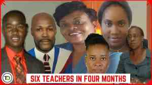 Jamaican Teachers are under Attack ! (Six in four months)