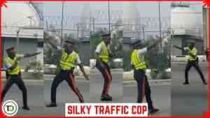 Jamaica's SILKIEST Traffic Cop