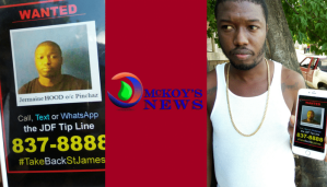 Jermaine Hood – Man on WANTED LIST Demands Public Appology
