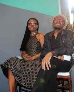 Life time Achievement Award for Dr Jimmy Cliff