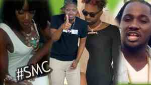 Konshens Neckline Triggers Octane, Candy Wow Lands Contract, Couples Drama At Carib
