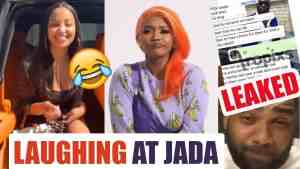 LEAKED Voicenote & Text   Shenseea LAUGHS At Jada?