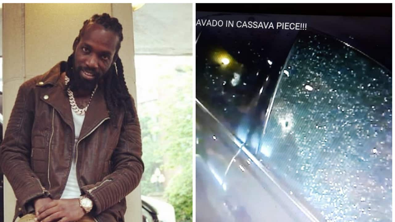 Mavado Speaks Out After His Son Got Chàrged Says He's Innocent