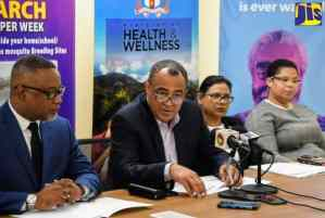 Health Ministry Allocates $130 Million to Clear Mosquito Breeding Sites