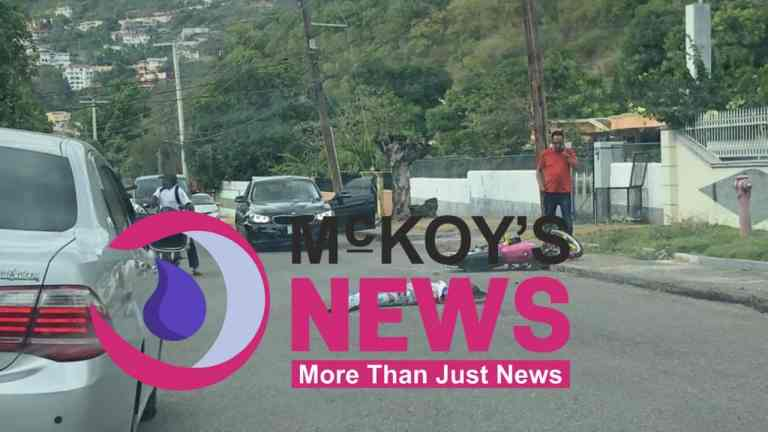 MOTORCYCLIST KILLED DURING ROBBERY ATTEMPT IN ST ANDREW