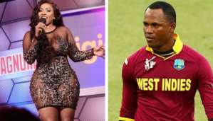 Jamaican Cricketer Marlon Samuels Exposes Yanique Curvy Diva