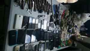 Massive Weapon Seizure at Negril Lockup
