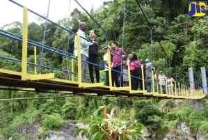 Ginger House Swing Bridge Replaced
