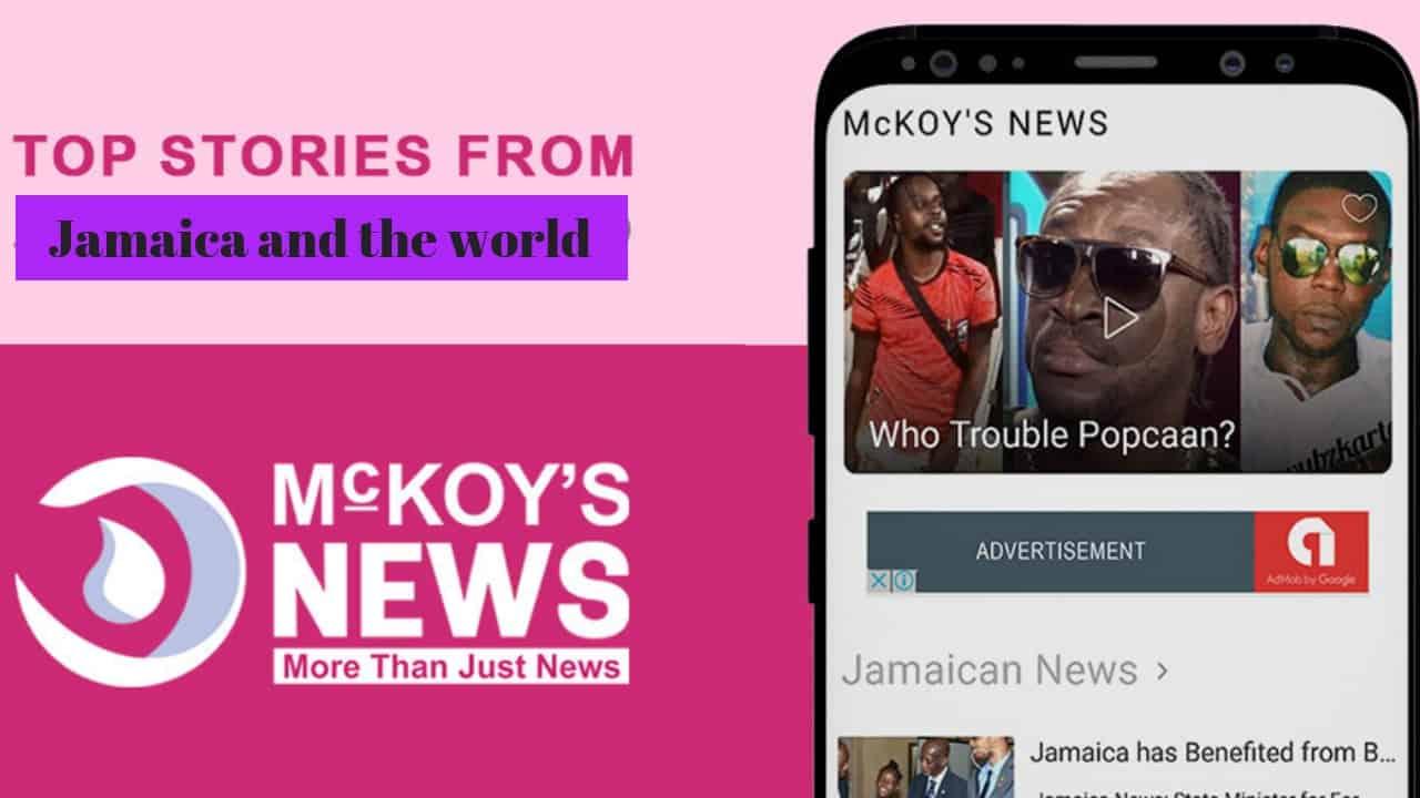 Mckoy's News App