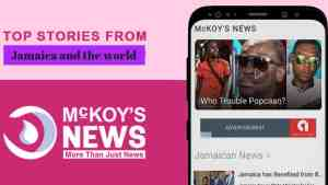Mckoy's News App Now at Your Fingertips