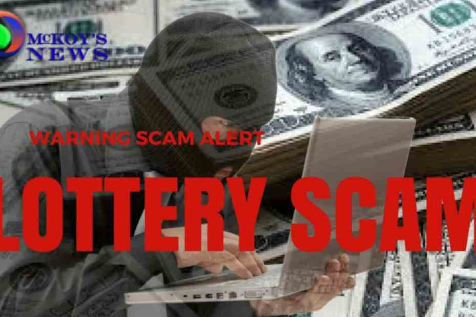 Lotto Scammer Held in Coral Gardens
