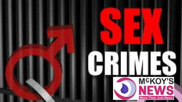 Man charged for molesting his seven-year-old niece & nephew