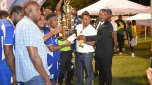 Catherine Hall FC and Somerton FC – St James Football Champions