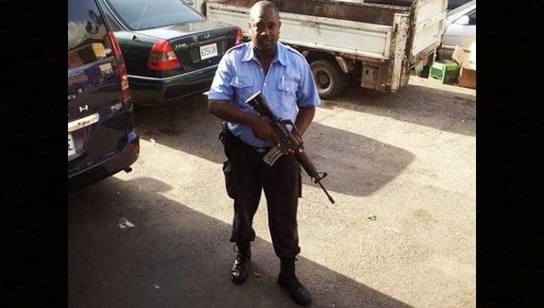 Michael Alladice: Police Shot to Death in Kingston