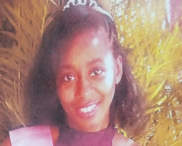 Mitchelle Simpson from Kingston Missing