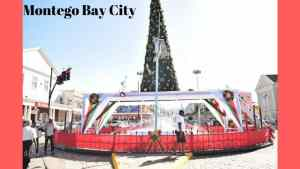 Montego Bay City: Mixed Reactions about Christmas Tree