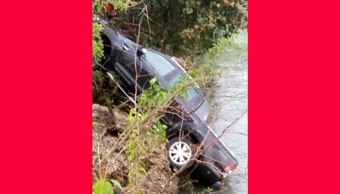 Motorist Narrowly Missed Being Killed