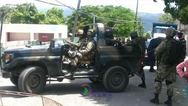 Mount Salem Residents Welcome Security Operations