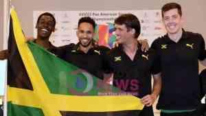 Jamaica's Squash Team Qualifies for 2019 Pan American Games