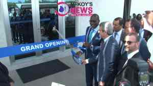 Nestle Jamaica 12.5 million USD Corporate Offices and Distribution Centre Officially Opened