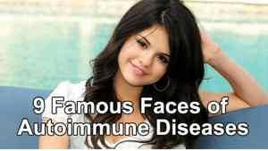 Nine Celebrities With Chronic Illnesses