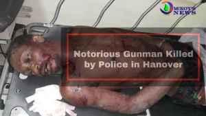 Hanover Police Kill Notorious Gunman