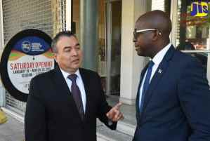 Jamaica Benefits From Projects Funded By OAS