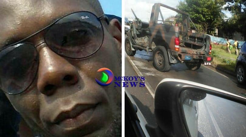 JDF Civilian Worker Dies