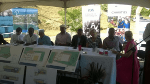 Groundbreaking for Orchard Sports Complex
