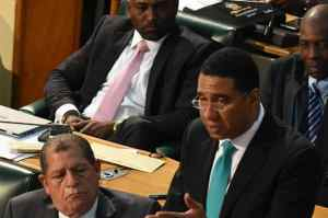 There's something about Jamaica Week 7 –  2017-2018 budget