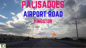 Palisadoes Road – Airport Road Kingston