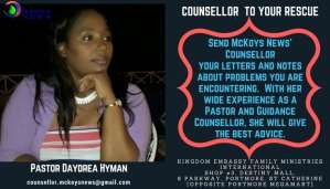 McKoy's News Counsellor – Pastor Daydrea Hyman