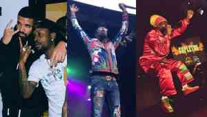 Popcaan Fest Shadowed Gyptian Winter Fest? Beenie Man, Capleton, Sean Paul LIVE Performance