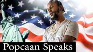 Popcaan In America Finally According To Popcaan Himself